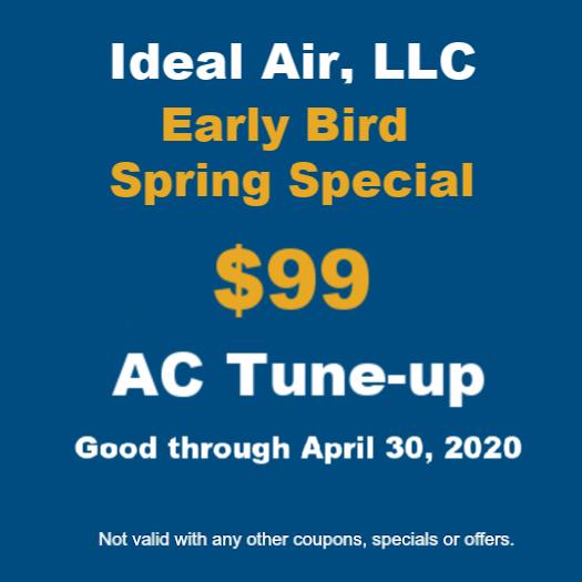 Ideal Air AC Tune Up